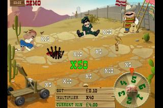 Mucho Money Mobile Slot Bonus Trail