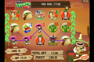 Mucho Money Mobile Slot Free Spins