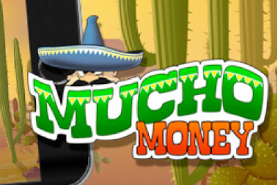 Mucho Money Mobile Slot Logo