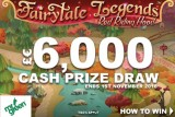 Red Riding Hood Cash Prize Draw At Mr Green Casino