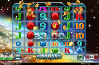 Star Quest Mobile Slot Big Win