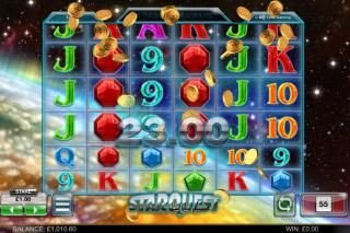 Star Quest Mobile Slot Big Win