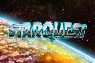 Star Quest Mobile Slot Logo