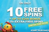 Vera & John UK No Deposit Casino Bonus & More