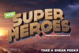 New Yggdrasil Super Heroes Mobile Slot Coming October 24th
