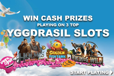 Play Yggdrasil Slots & Win Real Money Cash Prizes