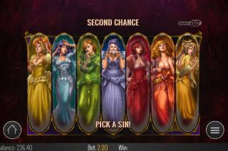 7 Sins Mobile Slot Second Chance
