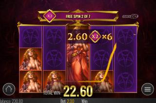 7 Sins Mobile Slot Free Spins