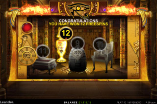 Cleopatra's Riches Mobile Slot Free Spins Pick