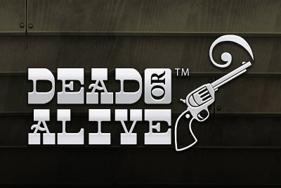 Dead Or Alive Mobile Slot Logo