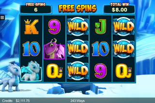 Dragonz Mobile Slot Free Spins Bonus