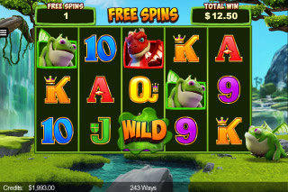 Dragonz Mobile Slot Free Spin Games