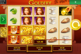 Goldify Mobile Slot Symbols