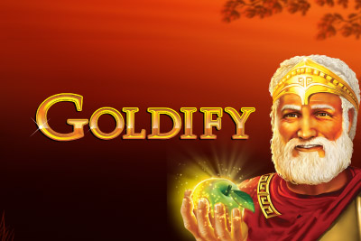 Goldify Mobile Slot Logo