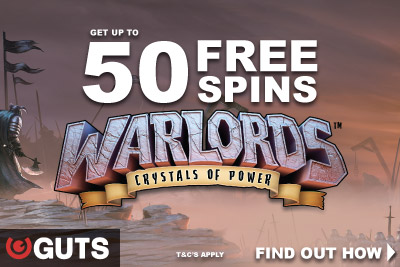 Play To Get Your Guts Free Spins With No Wagering