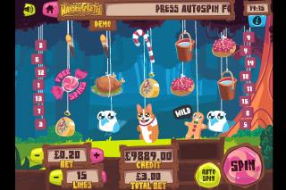 Hansel & Gretel Mobile Slot Game