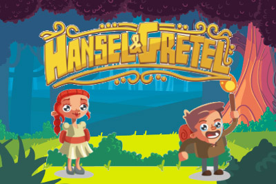 Hansel & Gretel Mobile Slot Logo