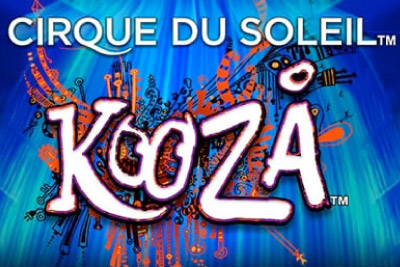 KOOZA Mobile Slot Logo