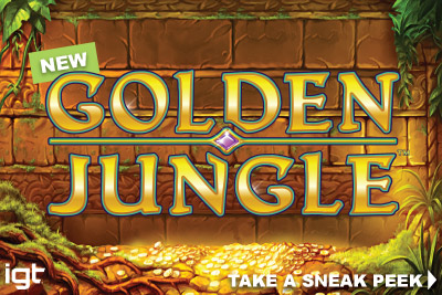 New Golden Jungle Slot Machine Preview Coming December 2016