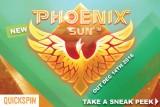 Quickspin Phoenix Sun Mobile Slot Preview