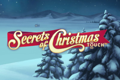 Secrets of Christmas Mobile Slot Logo
