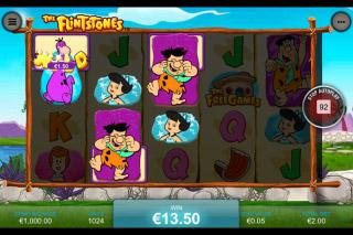 The Flintstones Mobile Slot Larger Symbols