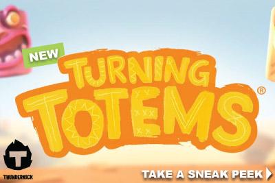 Thunderkick Turning Totems Mobile Slot Preview