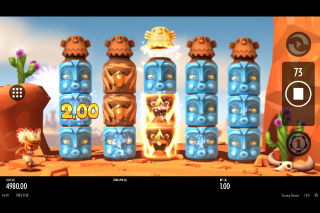Turning Totems Mobile Slot Game