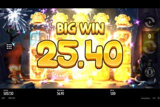 Turning Totems Mobile Slot Big Win