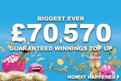Big UK Mobile Casino Win For Jan At Vera&John