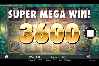 Warlords Crystals Of Power Mobile Slot Super Mega Win