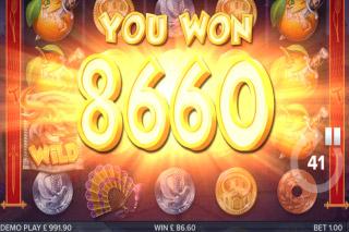 Wild Toro Mobile Slot Big Win