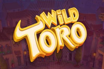 Wild Toro Mobile Slot Logo