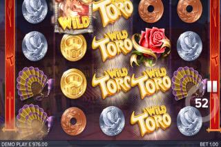 Wild Toro Mobile Slot Toro Goes Wild