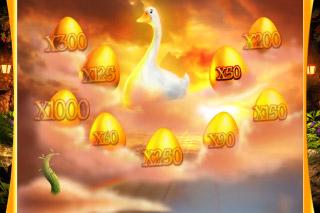 Wish Upon A Jackpot Mobile Slot Golden Goose Bonus