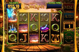 Wish Upon A Jackpot Mobile Slot Game