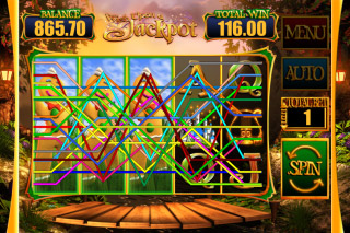 Wish Upon A Jackpot Mobile Slot Wild Reels Bonus