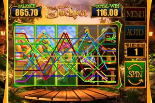Wish Upon A Jackpot Mobile Slot Wild Reels Bonus