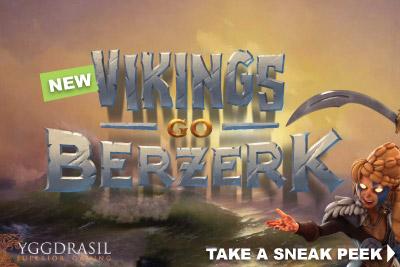 Take A Sneak Peek Of The New Yggdrasil Slot