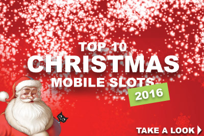 10 Best Christmas Slots 2016