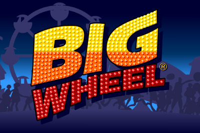 Big Wheel Mobile Slot Logo