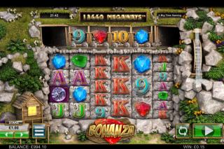 Bonanza Mobile Slot Game