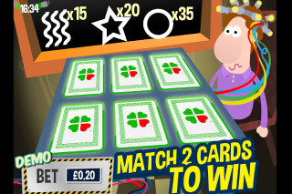 Buster Ghost Mobile Slot Pick Me Game