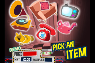 Buster Ghost Mobile Slot Possession Session Game