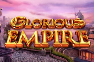 Glorious Empire Mobile Slot Logo