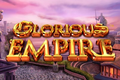 Glorious Empire Mobile Slot Logo