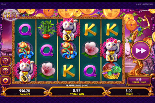 Lucky Tree Mobile Slot Game
