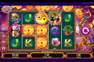 Lucky Tree Mobile Slot Mystery Wild Feature