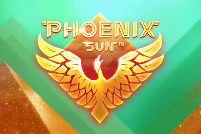 Phoenix Sun Mobile Slot Logo
