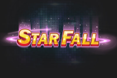 Star Fall Mobile Slot Logo